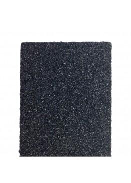 Баф шлифовка 3-х сторон.  80/80/100 черный