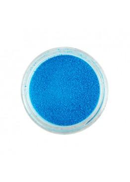 Бархатный песок Голубой
