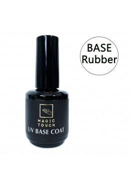 Гель лак Magic Touch  BASE/Rubber (База/каучук) 15мл.