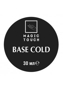 Гель лак Magic Touch  BASE/RUBBER COLD (База/каучук холодная) 30мл. Гель-лаки