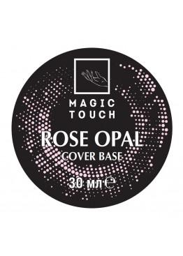 Гель лак Magic Touch  FRENCH BASE/ RUBBER 12 ROSE OPAL (30мл.) Гель-лаки