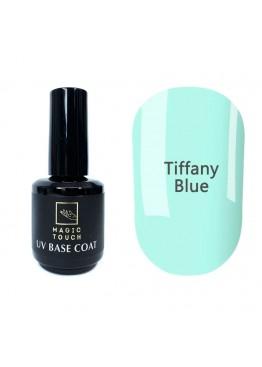 Гель лак Magic Touch  COLOR BASE/ RUBBER 16 TIFFANY BLUE 15 мл.