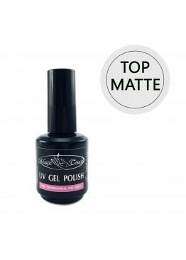 Гель лак Magic Touch  TOP MATTE с липким слоем 15мл.