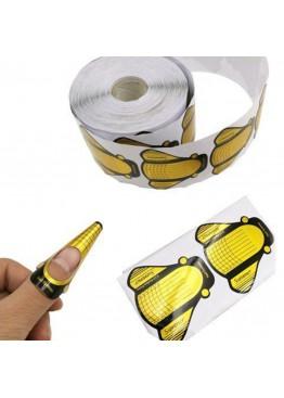 Форма  для ногтей Муха 100 шт