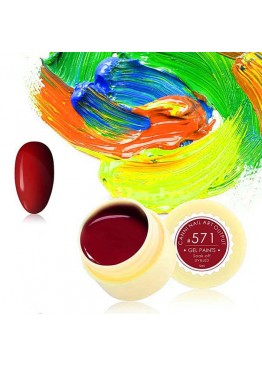 Гель краска 571 CANNI 5мл.