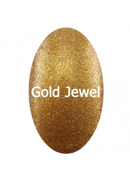 Гель лак Magic Touch 15мл. Gold Jewel