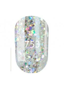 Гель лак Magic Touch 8 мл Platinum Diamond 753