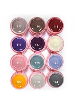 Цветной Гель CANNI 114