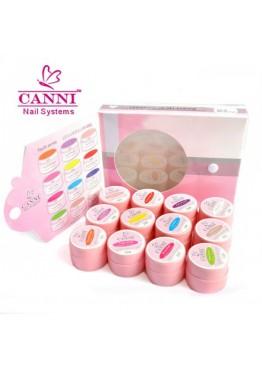 Цветной Гель CANNI 102