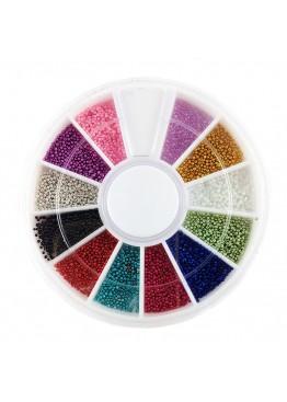 Дизайн Бульонки  (цветные ассорти) карусель