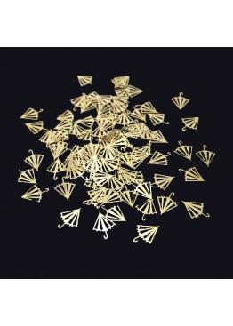 Металлический Дизайн ММ №  1 Зонтик