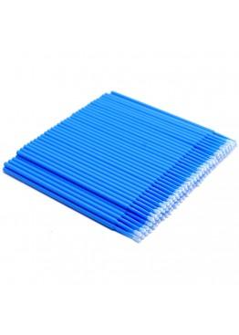 Микробраши в пакете Синие - 100 шт