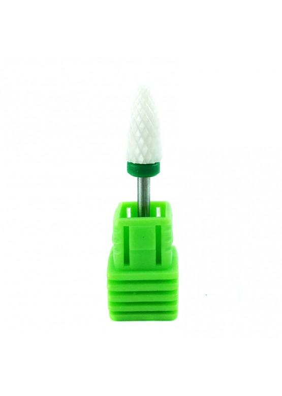 Насадка Керамика зеленая С 3/32- тонкая