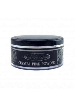 Пудра Magic Touch прозрачная розовая CRYSTAL PINK 14гр.