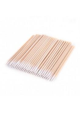 Палочки деревянные для нанесения анастезии 100 шт