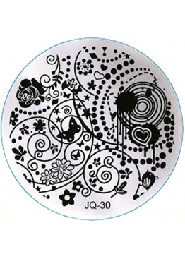 Стемпинг ММ диск JQ-30