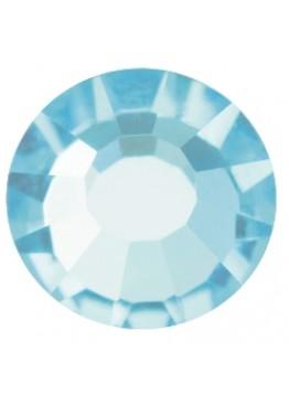 Стразы Aquamarine - голубые  (SS 4) 100шт.