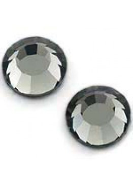 Стразы Black Diamond - дымчато-серый  (SS 4) 100шт.