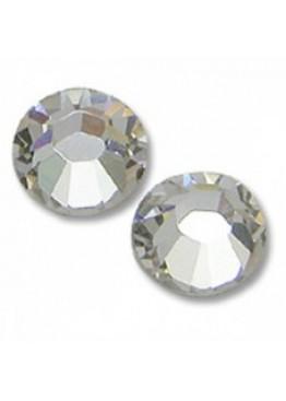 Стразы Crystal - прозрачные  (SS 3) 100шт.