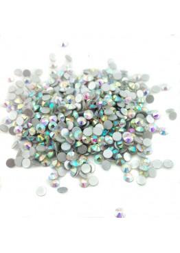 Стразы Crystal AB - хамелеон  (SS 8) 100 шт.