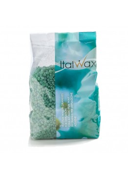Воск горячий гранулы ItalWax Азулен 1кг. Италия