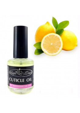 Масло для кутикул Magic Touch лимон 15мл.