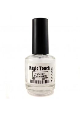 Жидкость Magic Touch Разбавитель лака Polish Thinner 15мл.